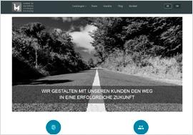responsive Website mehrsprachig IfM